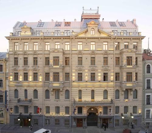 Petersburg - Petro Palace Hotel - z Warszawy, 23 marca 2021, 3 noce