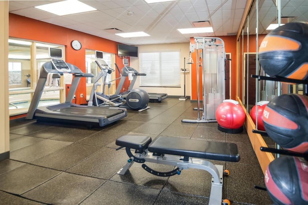 힐튼 가든 인 페이어트빌(Hilton Garden Inn Fayetteville) Hotel Image 22 - Fitness Facility