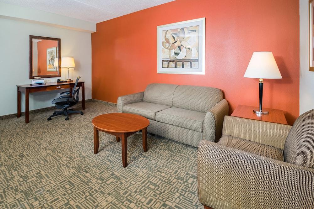 힐튼 가든 인 페이어트빌(Hilton Garden Inn Fayetteville) Hotel Image 7 - Guestroom