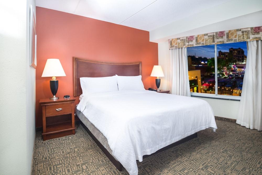 힐튼 가든 인 페이어트빌(Hilton Garden Inn Fayetteville) Hotel Image 12 - Guestroom