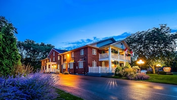 Hotel - Best Western Colonel Butler Inn