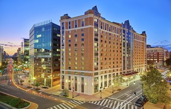 華盛頓哥倫比亞特區希爾頓大使套房飯店及會議中心 Embassy Suites by Hilton Washington D.C. – Convention Center