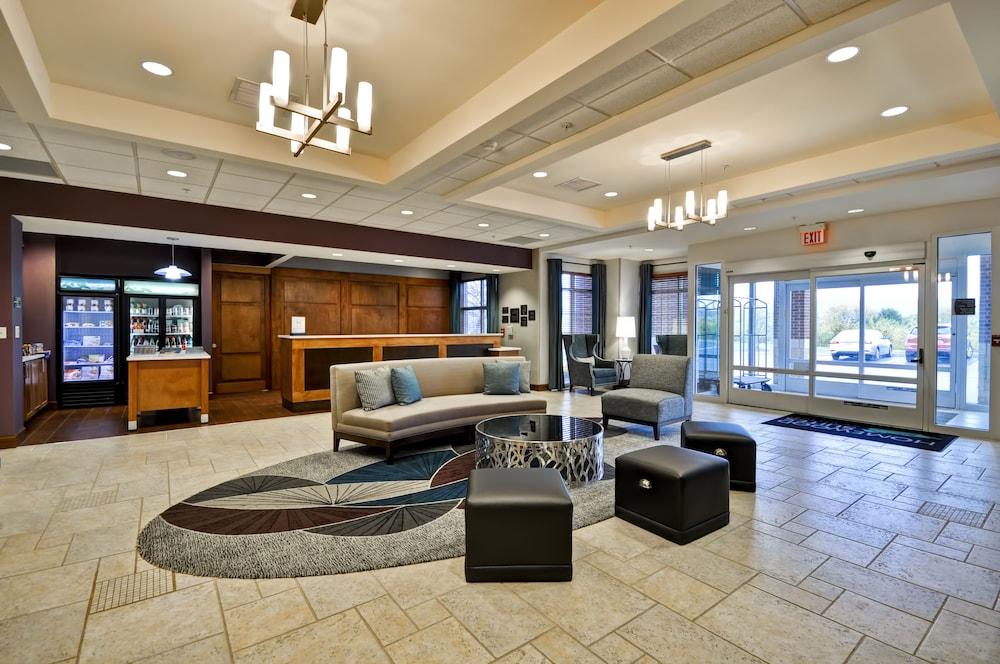 홈우드 스위트 바이 힐튼 신시내티-햄프턴, 오하이오(Homewood Suites by Hilton Cincinnati-Milford) Hotel Image 27 - Reception