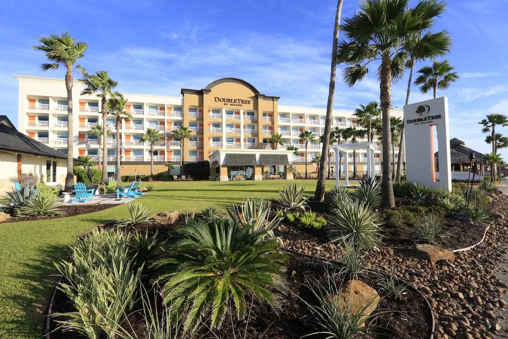 더블트리 바이 힐튼 호텔 갤버스턴 비치(DoubleTree by Hilton Hotel Galveston Beach) Hotel Image 65 - Hotel Front