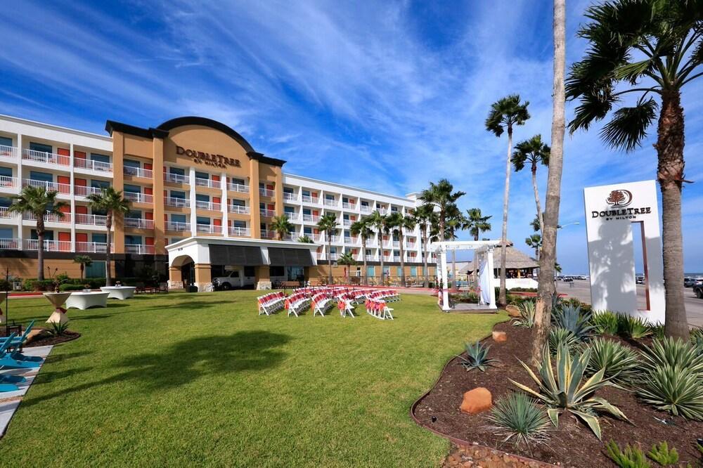 더블트리 바이 힐튼 호텔 갤버스턴 비치(DoubleTree by Hilton Hotel Galveston Beach) Hotel Image 73 - Outdoor Wedding Area