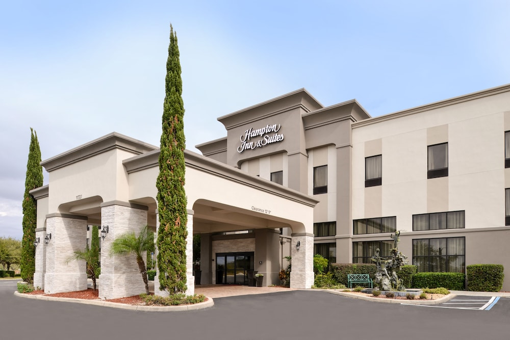 햄프턴 인 & 스위트 레이디 레이크/더 빌리지스(Hampton Inn & Suites Lady Lake / The Villages) Hotel Thumbnail Image 0 - Featured Image