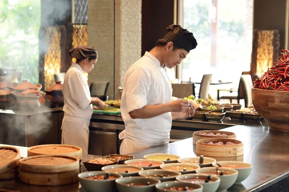 파크 하얏트 두바이(Park Hyatt Dubai) Hotel Image 32 - Restaurant