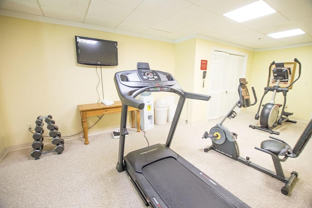 라마다 히아와시(Lake Chatuge Lodge) Hotel Image 25 - Fitness Facility