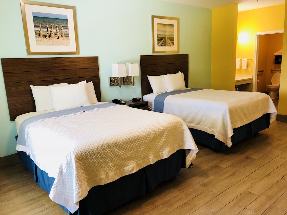 데이즈 인 바이 윈덤 포트 애런사스 텍사스(Days Inn by Wyndham Port Aransas TX) Hotel Image 15 - Guestroom View