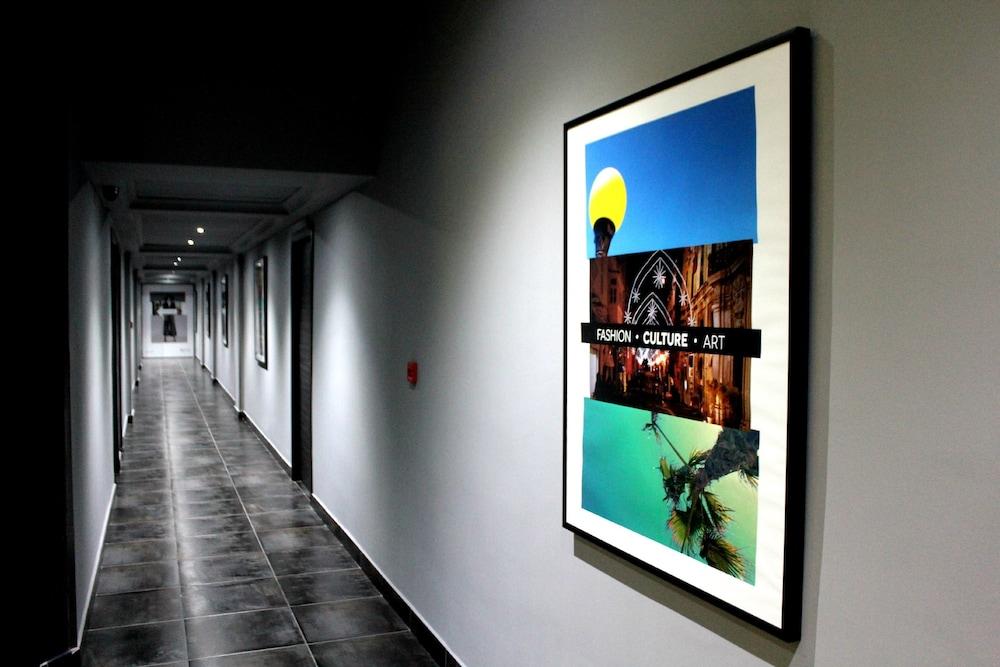 비.호텔(be.HOTEL) Hotel Image 94 - Hallway