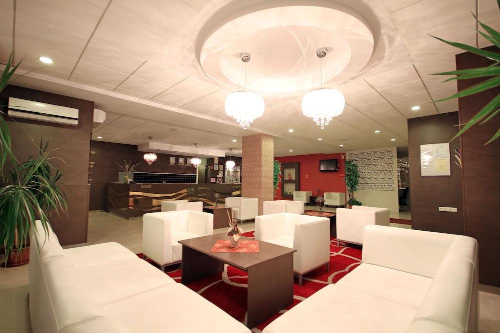 호텔 바론카(Hotel Baronka) Hotel Image 2 - Lobby Sitting Area