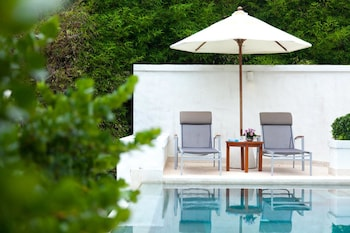 Grand Pool Suite with Partial Seaview (Compulsory round trip boat pay at hotel)