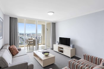 布里斯班橡樹萊斯康套房飯店 Oaks Brisbane Lexicon Suites