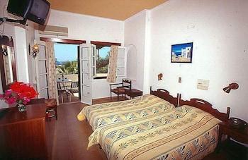 호텔 제피로스(Hotel Zephyros) Hotel Image 3 - Guestroom