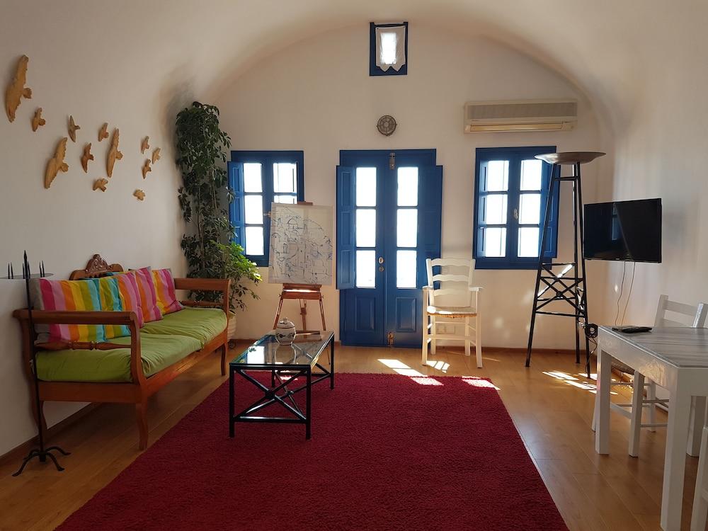 헬리오토포스 호텔(Heliotopos Hotel) Hotel Image 18 - Living Area