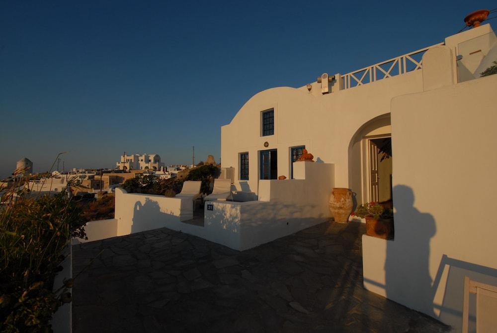 헬리오토포스 호텔(Heliotopos Hotel) Hotel Image 29 - Balcony