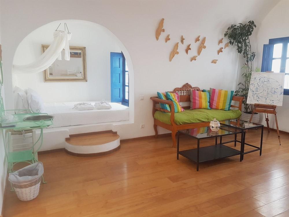 헬리오토포스 호텔(Heliotopos Hotel) Hotel Image 15 - Guestroom
