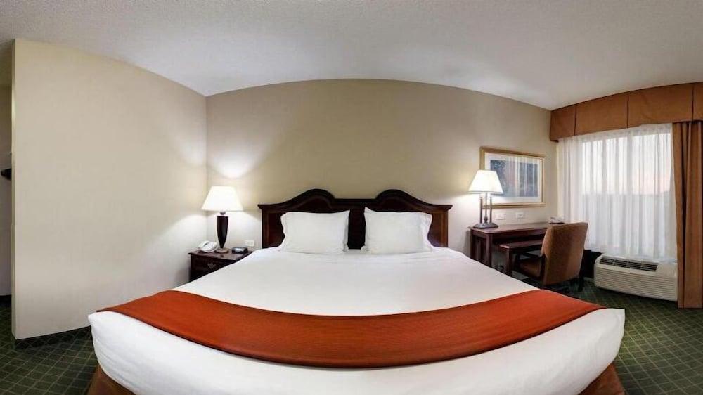 홀리데이 인 익스프레스 호텔 & 스위트 케이프 지라도 I-55(Holiday Inn Express Hotel & Suites Cape Girardeau I-55) Hotel Image 8 - Guestroom