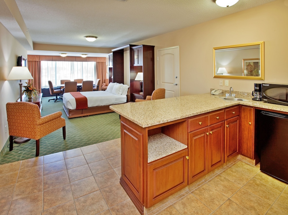 홀리데이 인 익스프레스 호텔 & 스위트 케이프 지라도 I-55(Holiday Inn Express Hotel & Suites Cape Girardeau I-55) Hotel Image 10 - Guestroom