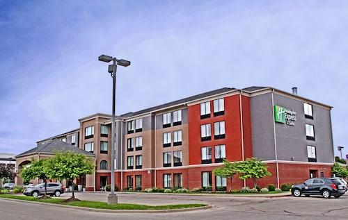 . Holiday Inn Express Hotel & Suites Cape Girardeau I-55
