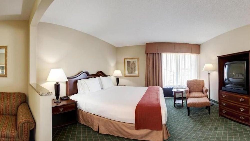 홀리데이 인 익스프레스 호텔 & 스위트 케이프 지라도 I-55(Holiday Inn Express Hotel & Suites Cape Girardeau I-55) Hotel Image 20 - Guestroom