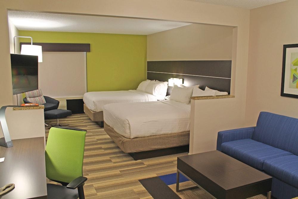 홀리데이 인 익스프레스 호텔 & 스위트 케이프 지라도 I-55(Holiday Inn Express Hotel & Suites Cape Girardeau I-55) Hotel Image 12 - Guestroom