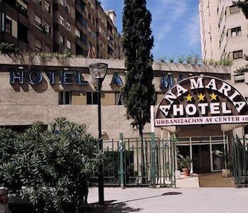 Hotel - Hotel Ana María