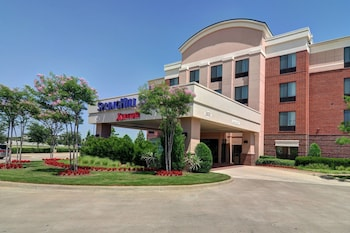 Exterior at SpringHill Suites by Marriott DFW Airport East/Las Colinas in Irving