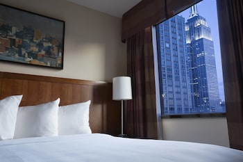 Guestroom at Residence Inn by Marriott New York Manhattan/Times Square in New York