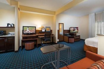 Guestroom at Fairfield Inn & Suites Charleston North/Ashley Phosphate in North Charleston