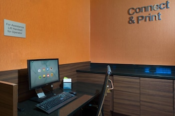 Business Center at Fairfield Inn & Suites Charleston North/Ashley Phosphate in North Charleston