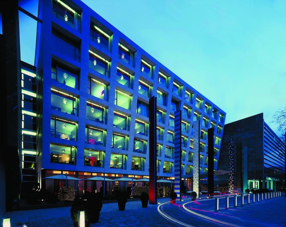 Hotel Radisson Blu Media Harbour Hotel Dusseldorf