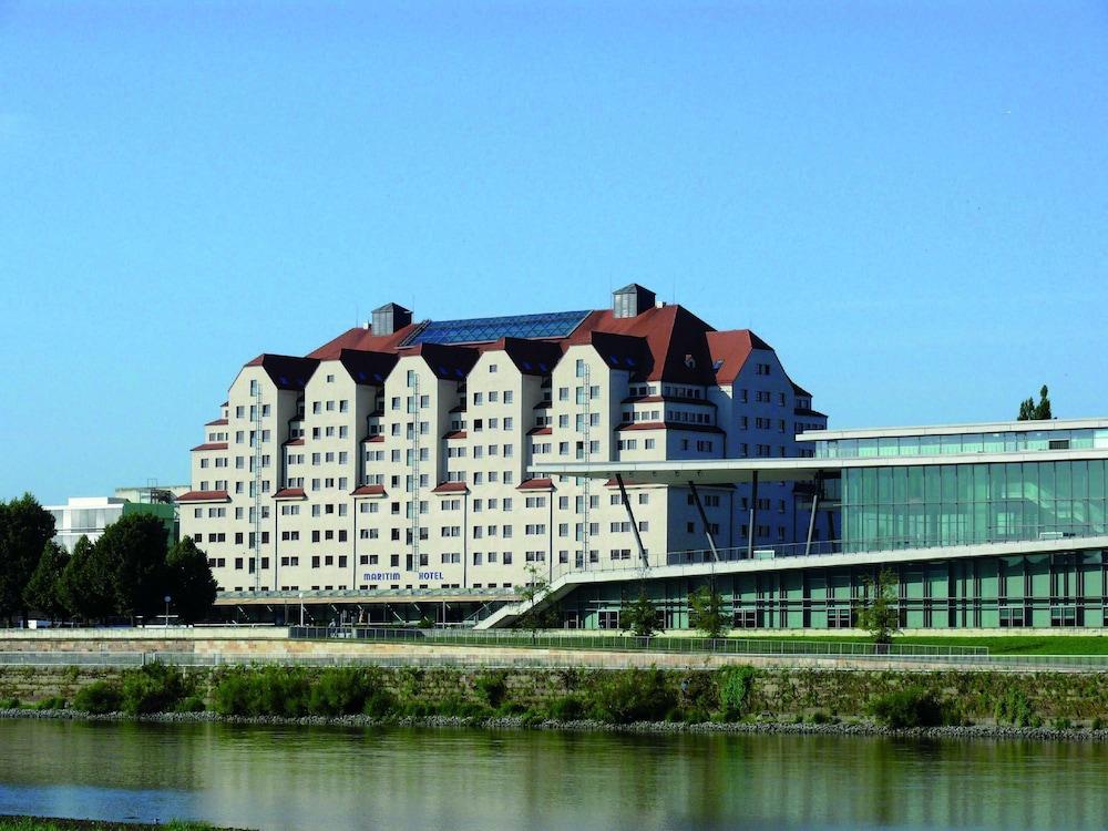 マリティム ホテル & インターナツィオナーレス コングレス センター ドレスデン