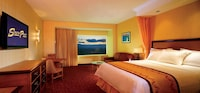 Deluxe Room, 1 King Bed, Non Smoking, View (Mid View)