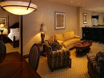 Suite, 1 Bedroom, Non Smoking (Specialty)