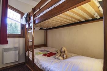 Apartment 9 people - 2 bedrooms + 1 sleeping alcove - Standard