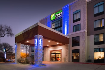 Book Holiday Inn Express Austin North Central in Austin.
