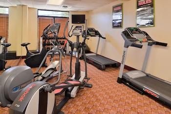 Holiday Inn Express Austin North Central - Gym  - #0
