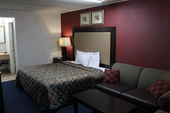 Standard Room, 1 King Bed (Smoking)