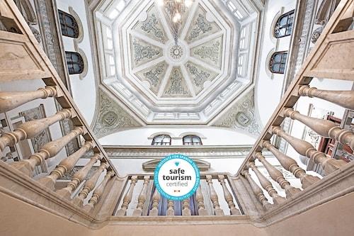 Granada - Hotel Hospes Palacio de Los Patos - z Krakowa, 7 kwietnia 2021, 3 noce