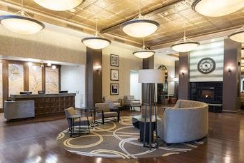 印第安納波利斯-市區希爾頓欣庭飯店 Homewood Suites by Hilton Indianapolis-Downtown