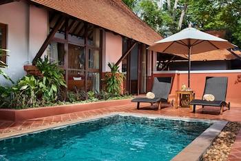 Villa, 1 Yatak Odası, Sigara İçilmez, Kişiye Özel Havuzlu