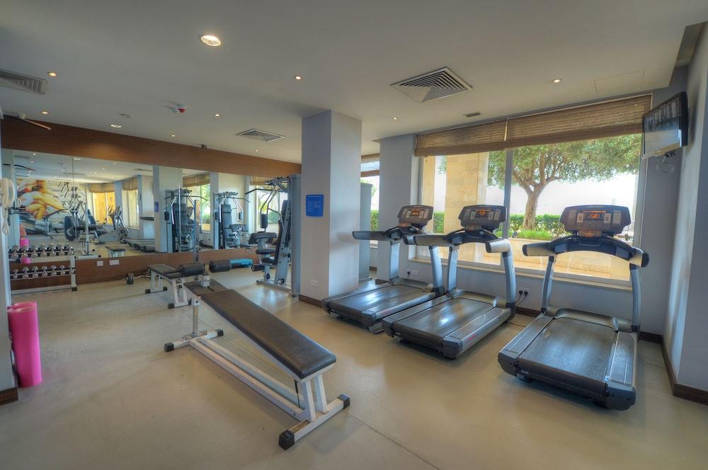 래디슨 블루 리조트 & 스파, 말타 골든 샌즈(Radisson Blu Resort & Spa, Malta Golden Sands) Hotel Image 31 - Gym