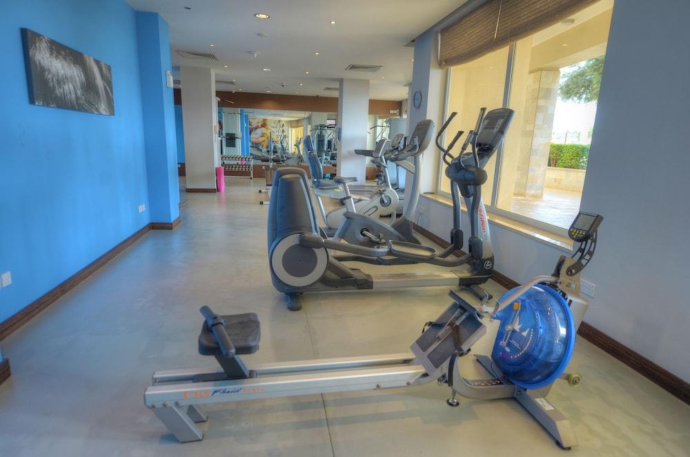 래디슨 블루 리조트 & 스파, 말타 골든 샌즈(Radisson Blu Resort & Spa, Malta Golden Sands) Hotel Image 34 - Gym