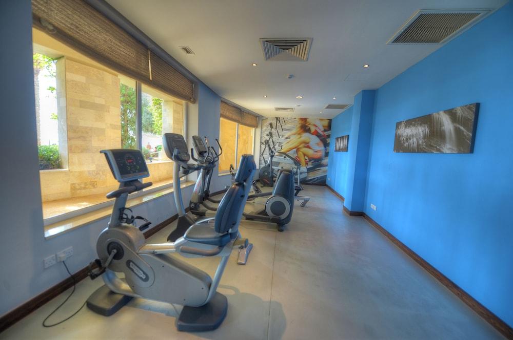 래디슨 블루 리조트 & 스파, 말타 골든 샌즈(Radisson Blu Resort & Spa, Malta Golden Sands) Hotel Image 35 - Gym