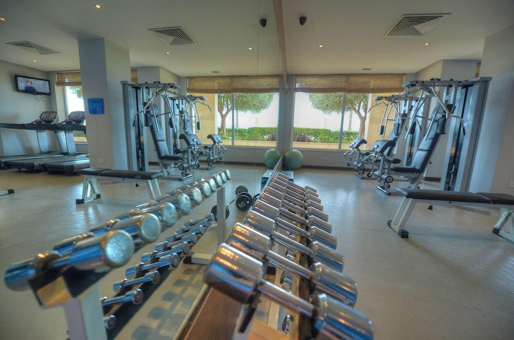 래디슨 블루 리조트 & 스파, 말타 골든 샌즈(Radisson Blu Resort & Spa, Malta Golden Sands) Hotel Image 33 - Gym