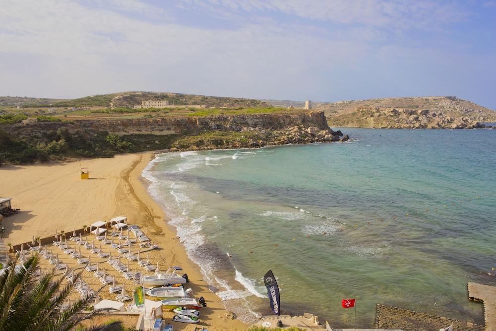 래디슨 블루 리조트 & 스파, 말타 골든 샌즈(Radisson Blu Resort & Spa, Malta Golden Sands) Hotel Image 29 - Beach/Ocean View