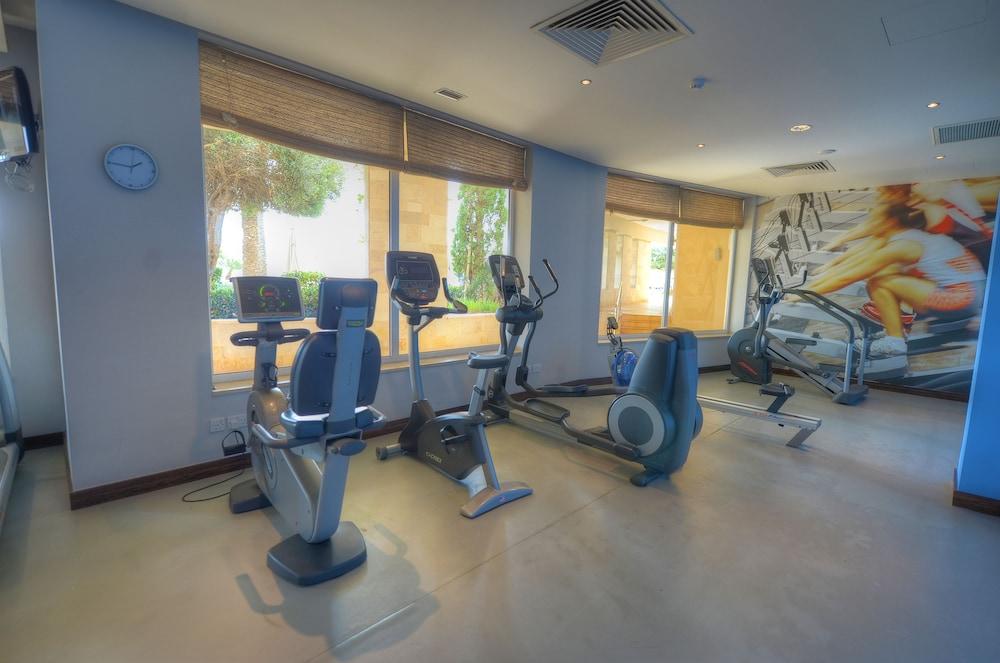 래디슨 블루 리조트 & 스파, 말타 골든 샌즈(Radisson Blu Resort & Spa, Malta Golden Sands) Hotel Image 32 - Gym