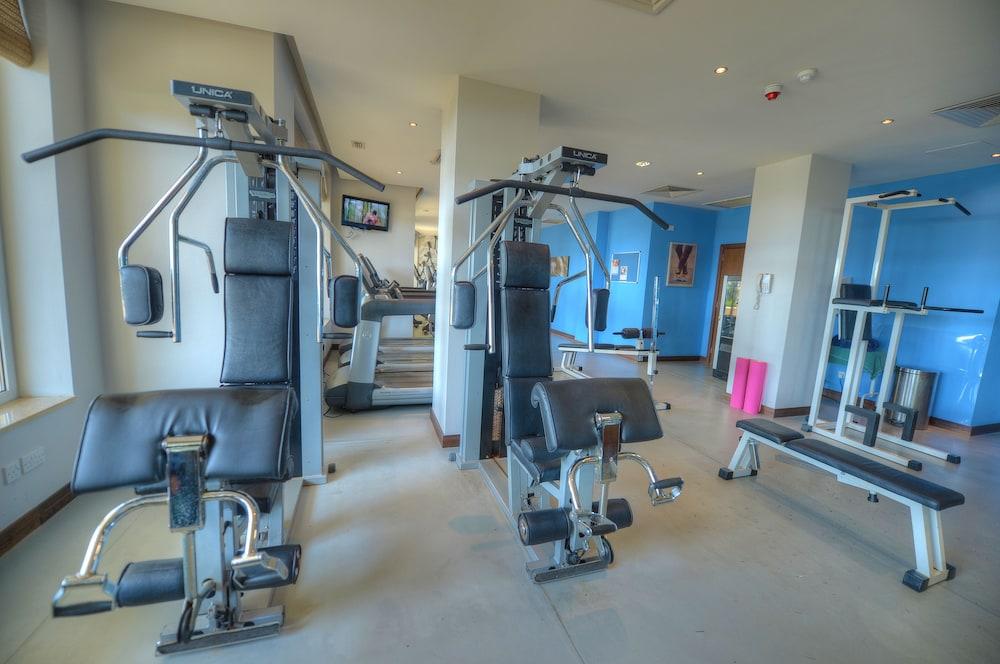 래디슨 블루 리조트 & 스파, 말타 골든 샌즈(Radisson Blu Resort & Spa, Malta Golden Sands) Hotel Image 36 - Gym