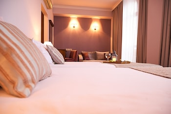 Double or Twin Room, 1 Double or 2 Twin Beds